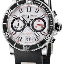 Ulysse Nardin Maxi Marine Diver Chronograph 8003-102-3-916
