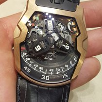 Urwerk UR-210 RG Rose Gold