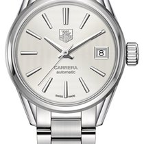 TAG Heuer Carrera Calibre 9 Ladies 28mm  	WAR2416.BA0776