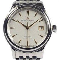 Maurice Lacroix Les Classiques Date Automatic 38 Silver Dial...