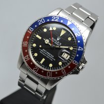 Ρολεξ (Rolex) GMT Master 1675 Mark I MK1 FROM 1968 UNPOLISHED...