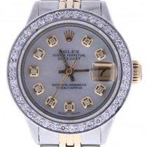 Rolex Datejust Swiss-automatic Womens Watch 6517