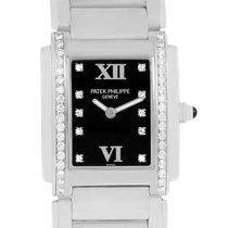 Patek Philippe Twenty-4 Diamond Ladies Watch 4910-10A-001