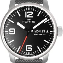 Fortis Cosmonautis Spacematic Steel Automatik 623.10.18 L10