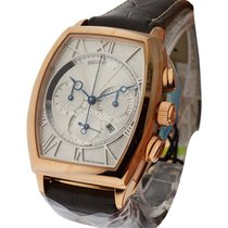 Breguet 5400BR/12/9V6 Heritage Chronograph in Rose Gold - on...