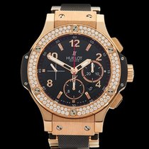 Hublot Big Bang 18k Rose Gold Gents 301.PX.130.PX