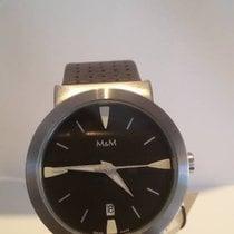 M&M Swiss Watch Plum Design