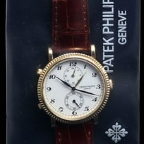 Patek Philippe Travel Time In SEALS Brilliant Condition  Box...