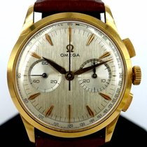 Omega Ref OT 2872 Calibre 320 Chronograph 18K Gold