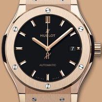 Hublot GOLD RED CLASSIC 45mm 511OX1181LR