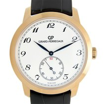 Girard Perregaux Girard-perregaux 1966 18k Rose Gold White...
