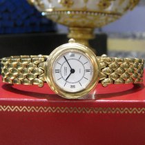 Van Cleef & Arpels 18k Yellow Gold Dress Watch