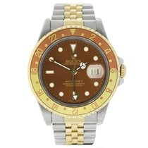 Rolex GMT-Master 16713 - Tiger Eye