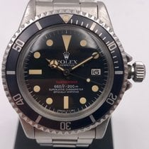 Rolex Submariner Date 1680 red write