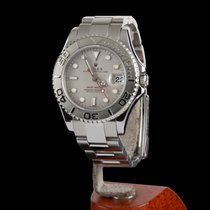 Rolex Oyster Perpetual Yacht-Master Steel Midsize
