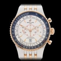 Breitling Montbrillant Legende Chronograph Stainless Steel...