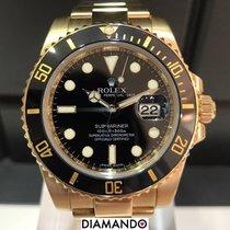 Rolex Submariner Date Gelbgold Ref.: 116618 LN / LC 100