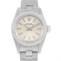 Rolex Oyster Perpetual Nondate Oyster Bracelet Ladies Watch 67180