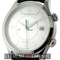 Jaeger-LeCoultre Master Control Master Memovox Stainless Steel...