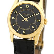 Patek Philippe Gent's 18K Yellow Gold  Ref. # 5000 J...