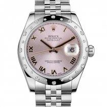 Rolex Datejust, Ref. 178344 - rosa römisch ZB/Jubileeband