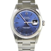 Rolex Oyster Perpetual Datejust Domed Bezel Oyster Braclet