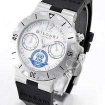 Bulgari Diagono Scuba Chrono Chronometer FIFA Limitiert