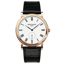 Patek Philippe 5119R Rose Gold Men Calatrava 36mm [NEW]