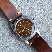 Rolex 5508 - Gilt and glossy Tropical James Bond '59