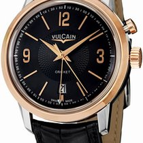 Vulcain 50s Presidents Watch Cricket Automatic 110651.287L