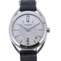 Chaumet Liens 33 Automatic Black Leather