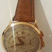 Eberhard & Co. Extra-Fort gold 18 kt vintage cal 14000