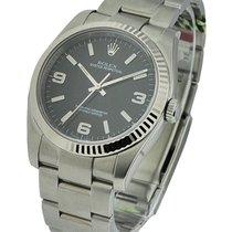 ロレックス (Rolex) Unworn 116034 Oyster Perpetual No Date 36mm in...