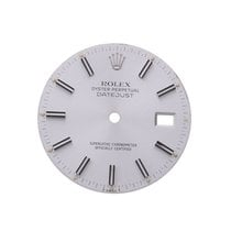 Rolex Mens Stainless Steel Oyster Perpertual Date With Grey...