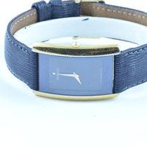 Movado Damen Uhr 34mm Stahl Vergoldet Museum Watch Rar 2