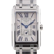 Longines Dolcevita Quartz Steel Ladies