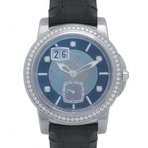 Carl F. Bucherer Carl F.  Patravi Big Date Diamond Ladies...