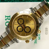 Rolex Daytona 16523 Zenith punched papers 1997