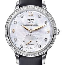 Maurice Lacroix Starside Magic Seconds Diamonds Watch SD6207-S...