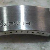 Zenith vintage bracelet mesh mm 18 steel newoldstock