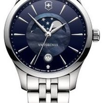 Victorinox Swiss Army ALLIANCE SMALL 35mm Dial Blue Steel...