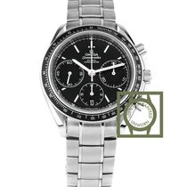 Omega Speedmaster Racing 40mm chrono black steel