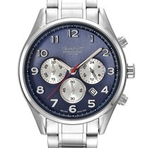 Gant GT008002 Damen Blue Hill 40mm 5ATM