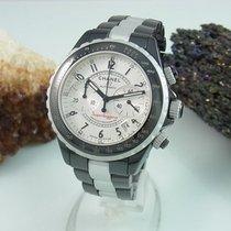 Chanel J12 Chronograph Automatik Superleggera Keramik / Alu...