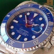 勞力士 (Rolex) SUBMARINER REF 116610 [116619] +BLAU+ UNIKAT+ NEU...