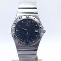 Omega Constellation 35mm Automatic On Bracelet Blue Dial Nos...