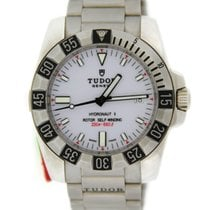 Tudor Hydronaut II Automatic White Dial Stainless Steel