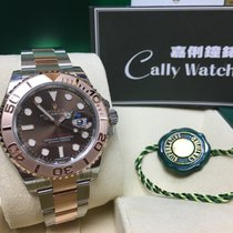 Rolex Cally - YACHT MASTER 116621 BROWN 2017[NEW]