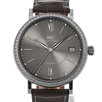 IWC Portofino Medium 37 Leather