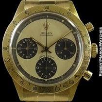 Rolex 6239 18k Daytona Paul Newman Chronograph
